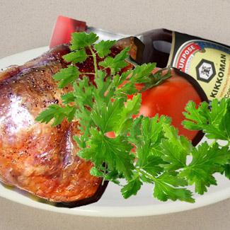 Рецепт Куриные окорочка на гриле
