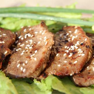 Рецепт Бифштекс из говядины