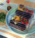 Овощи на гриле. Шаг 2