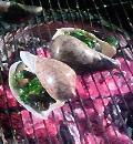 Моллюски в соевом соусе. Шаг 1