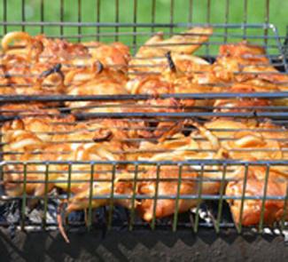 Рецепт Куриные крылья в соевом соусе