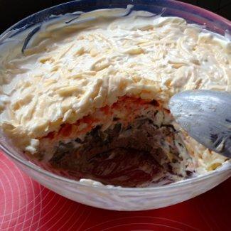 Из вареной печени рецепт пошагово