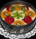 Чизкейк с клубникой, пошаговый рецепт с фото