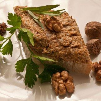 Рецепт Грибная икра с орехами