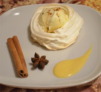 Десерт Parisienne, пошаговый рецепт с фото