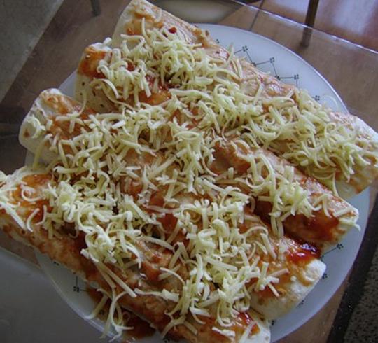 Рецепт Бурито