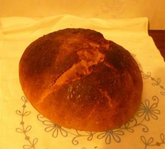 Рецепт Хлеб солодовый ржано-пшеничный