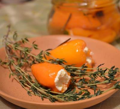 Рецепт Закуска в прованском стиле