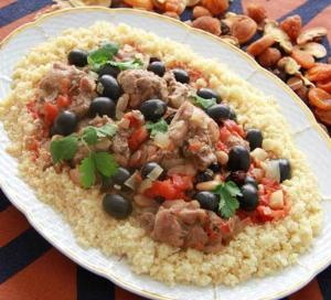 Жаркое по-мароккански