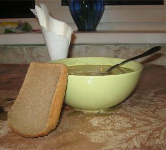 Рецепт Суп из форели по-домашнему