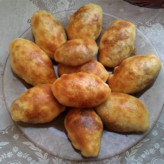 Рецепт Беконовые пирожки