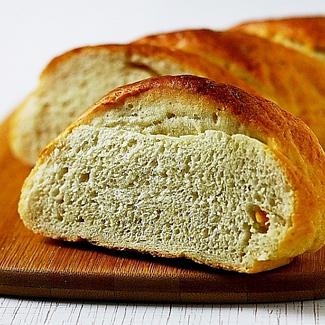 Рецепт Хлеб апельсиновый с ванилью и мускатным орехом