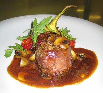 Рецепт Турнедо из говядины