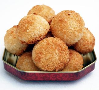 Печенье с кокосом рецепт