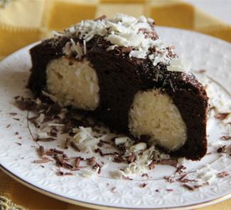 Торт из шариков рецепт 38