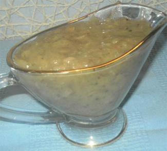 Соус из белых грибов, пошаговый рецепт с фото