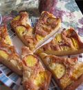 Пирог Наслаждение, пошаговый рецепт с фото