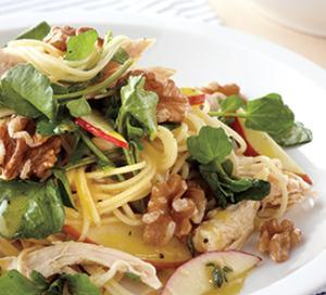 Вальдорфский салат, пошаговый рецепт с фото
